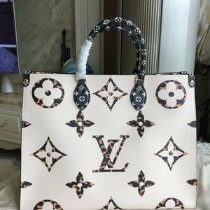 Louis Vuitton Jungle Genuine Leather